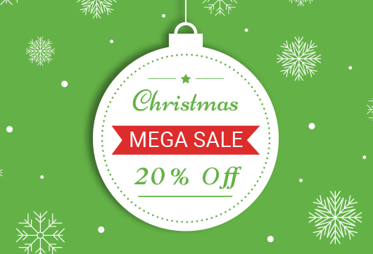 Winter Discount – 20%, image 1